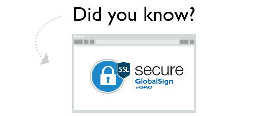 GlobalSign Security Seal